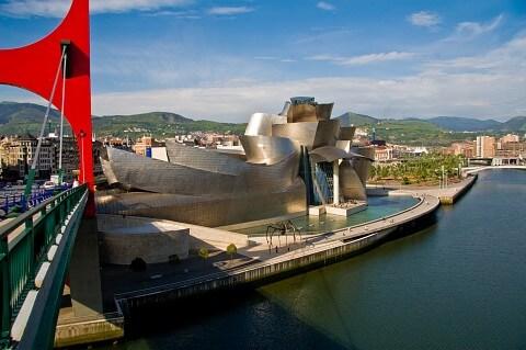 Bilbao espagne voyages cartes for Piscine bilbao