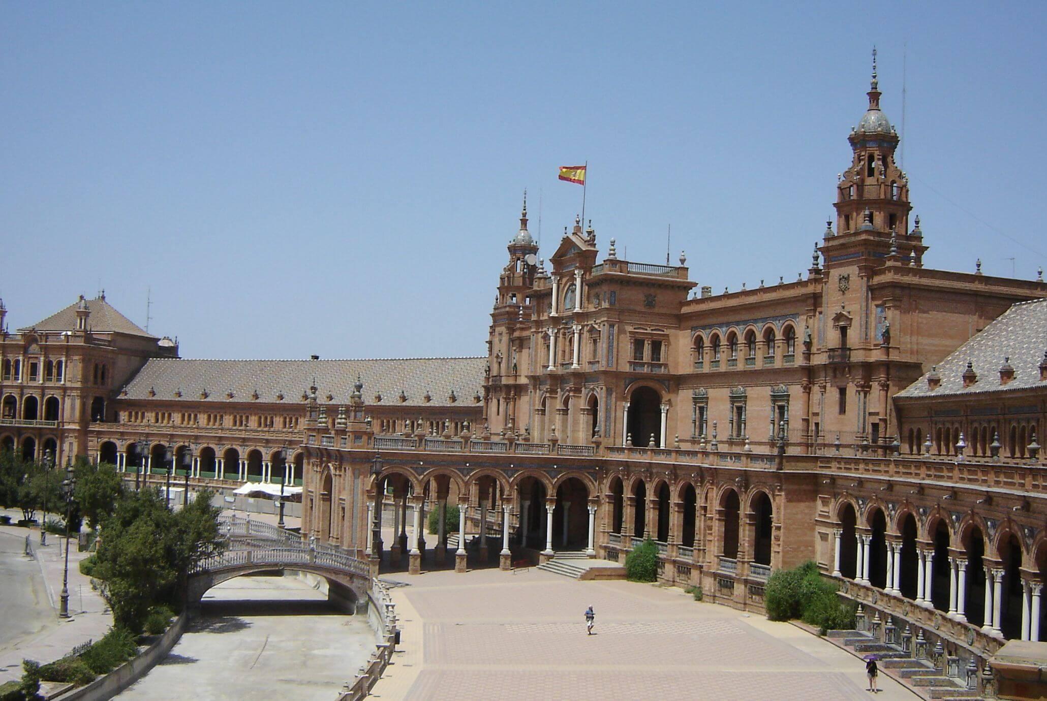 Découvrez Séville, une ville magnifique, foyer de la troisième plus grande cathédrale du monde