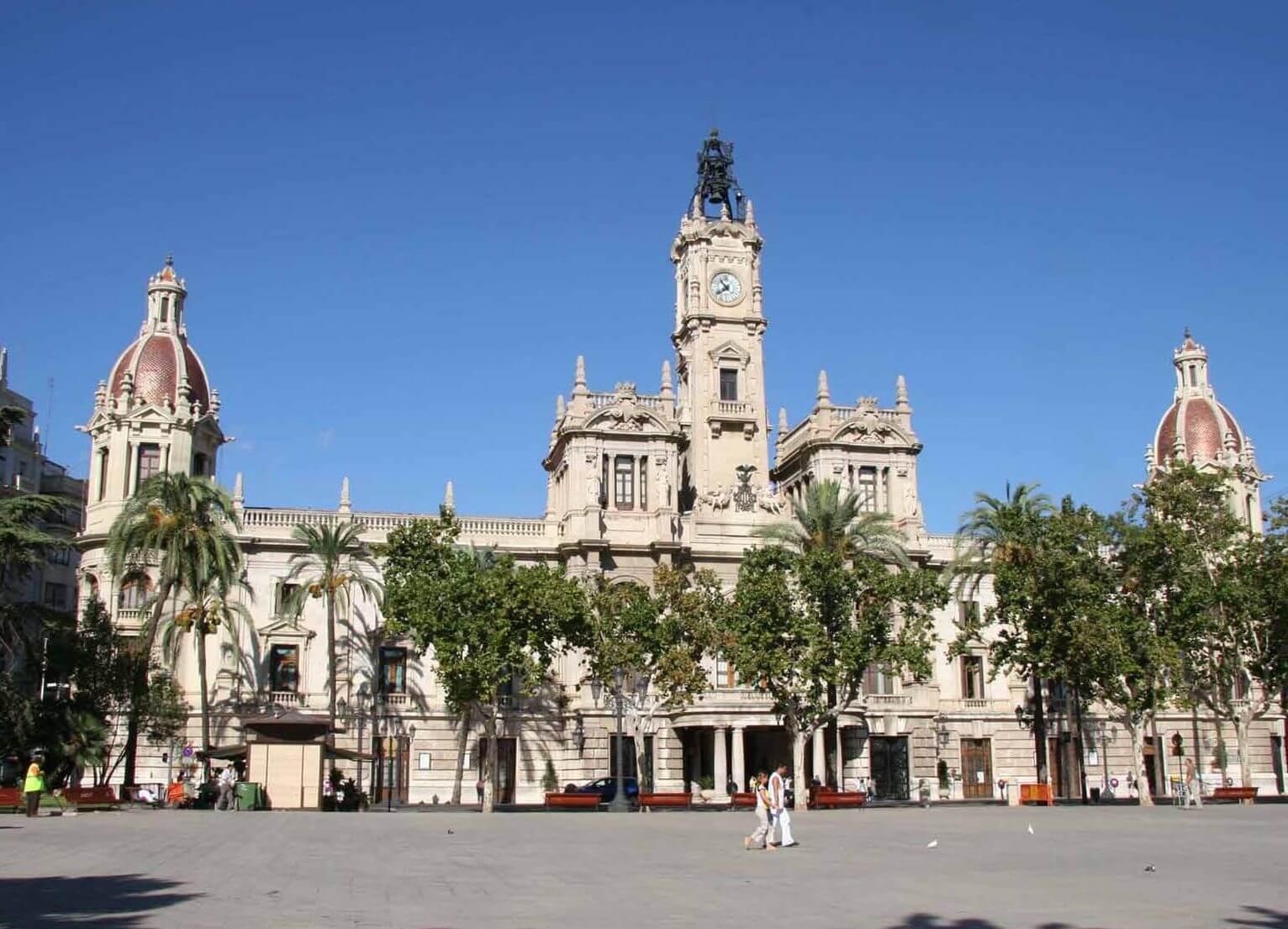 D couvrez la ville de valence en espagne l o la paella - Piscine valencia espagne ...