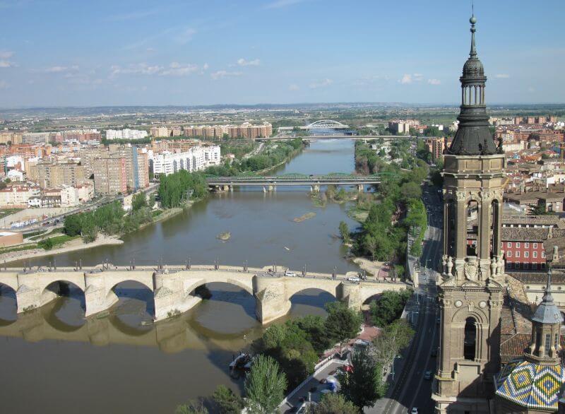 Découvrez Saragosse, la cinquième plus grande ville d'Espagne