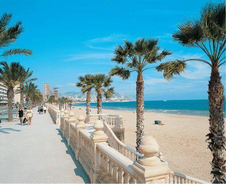 D couvrez la costa blanca 200 km de c te blanche avec de nombreuses plages et des petits - Alicante office de tourisme ...