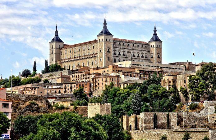 Découvrez la ville de Tolède dans le centre de l'Espagne
