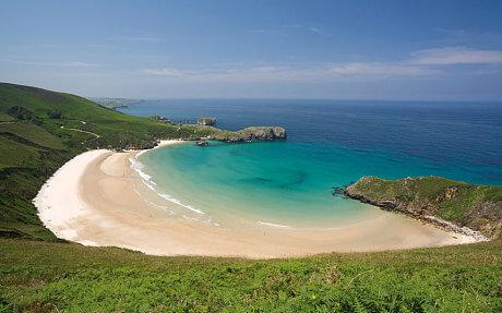 Les 10 meilleures plages de l'Espagne