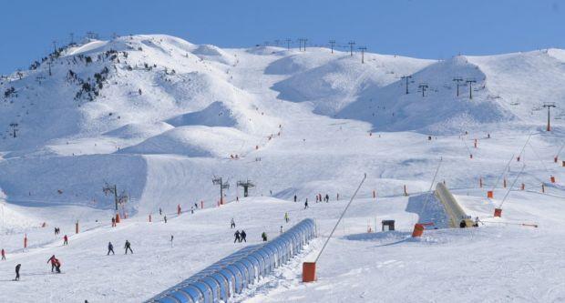 Baqueria-Beret espagne ski