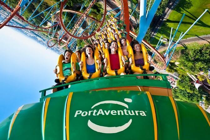 6 raisons de visiter PortAventura