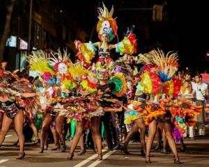 santa cruz carnaval iles canaries