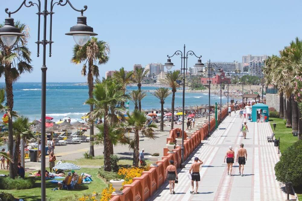 7 lieux à visiter dans la Costa del Sol, la côte ensoleillée dans le sud du pays
