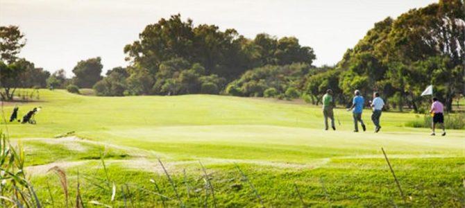Faire du golf en Espagne